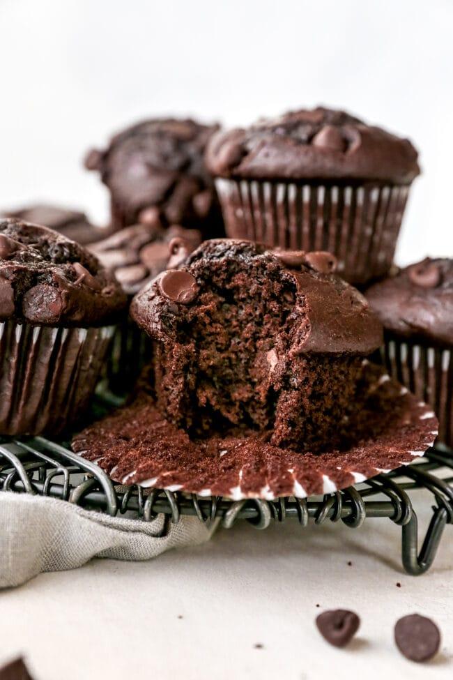 Best Chocolate Muffins