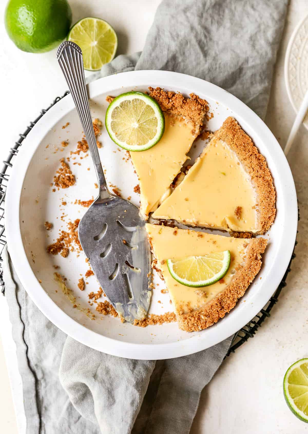 Photo of Key Lime Pie {Easy and Delicious!} – Two Peas & Their Pod