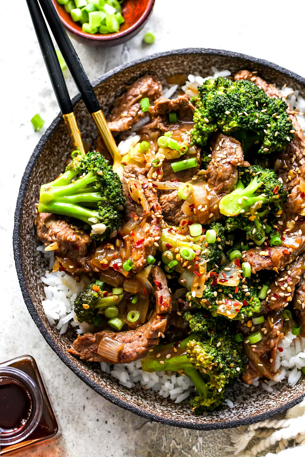 Beef And Broccoli Easy Two Peas Their Pod
